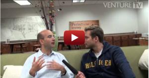 Still of Interview - Frederi Fleck - Andre Venture TV